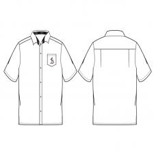 Boys Short Sleeve Shirt (For Secondary)