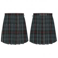 Girls Pleat Skirt (For Secondary)